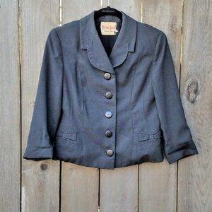 Vintage Neiman Marcus Cropped Blazer
